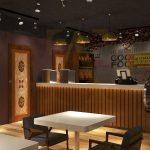 Cafe design The Artwill