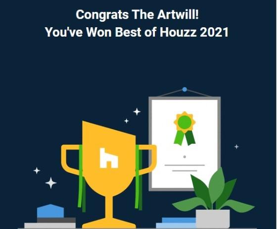 houze award The Artwill